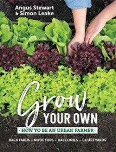 grow your own book cover STOCK PHOTO