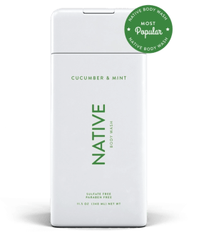 native body wash