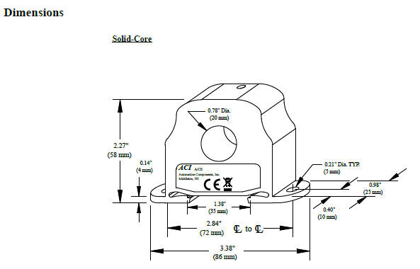 Secondary Current Transformer Wiring Diagram, Secondary