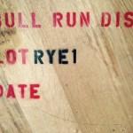 Bull Run Barrel