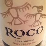 Roco Chardonnay Label