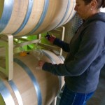 Blasted Church Winemaker Elaine Vickers