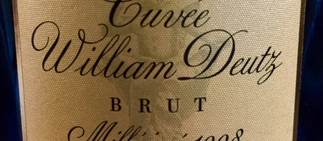 1998 Cuvée William Deutz