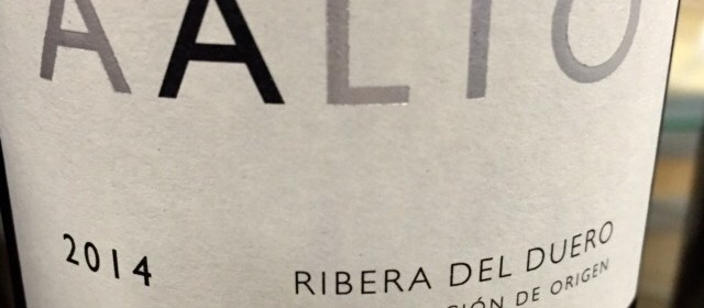 Aalto: World Class Modern Wine From Ribera del Duero