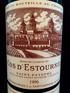 st estephe french bordeaux wine