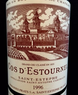 1996 Cos d'Estournel