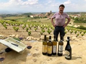 La rioja alavesa navaridas wine