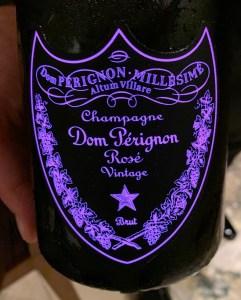 champagne Oceania Cruise