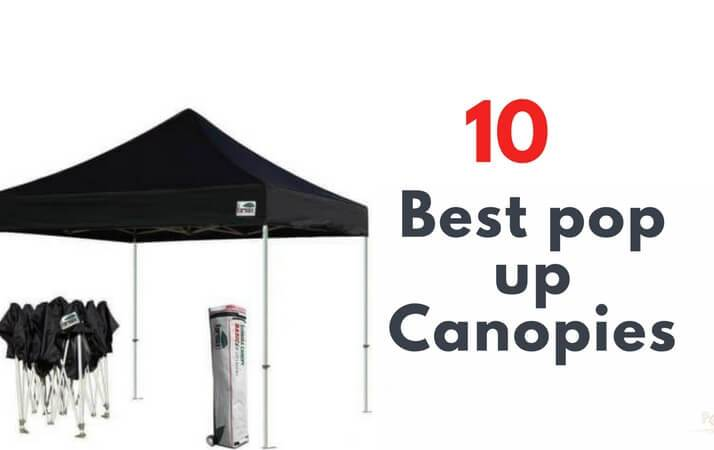 pop up canopy buying guide