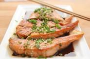 salmon toasts-Baby Shower Tips