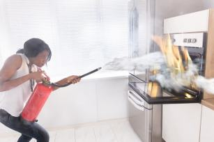 kitchen safety ideas at home for the kids