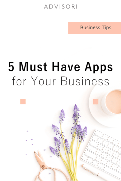 5 Must Have Apps