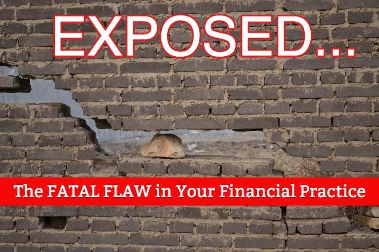 financial advisor marketing strategies exposed