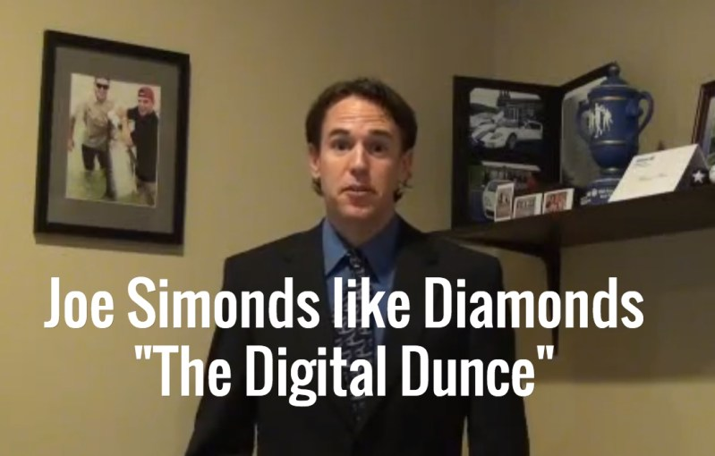 digital dunce financial video marketer