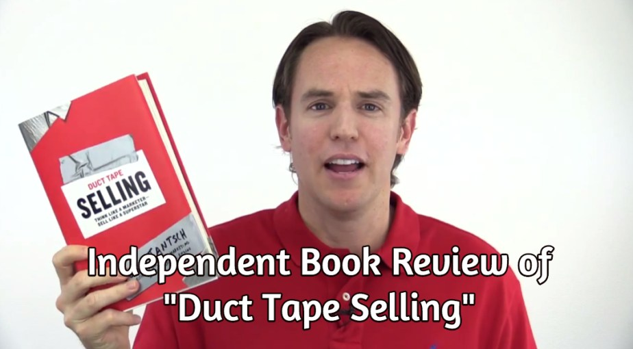 duct tape selling independent review