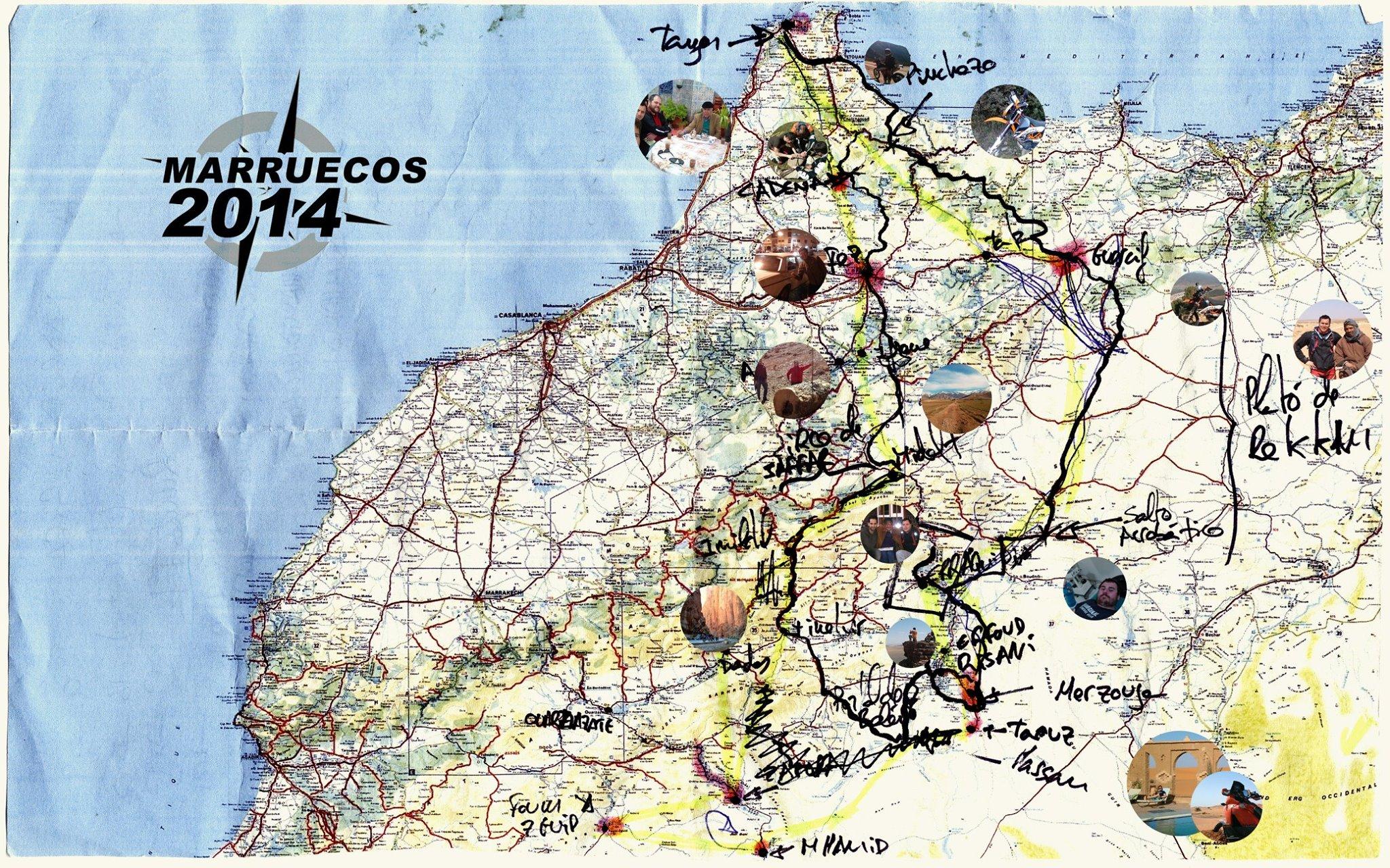 marruecos 2014