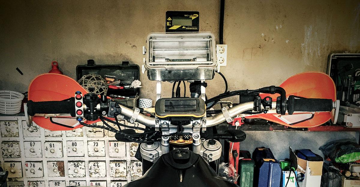 KTM 950 SE Rally