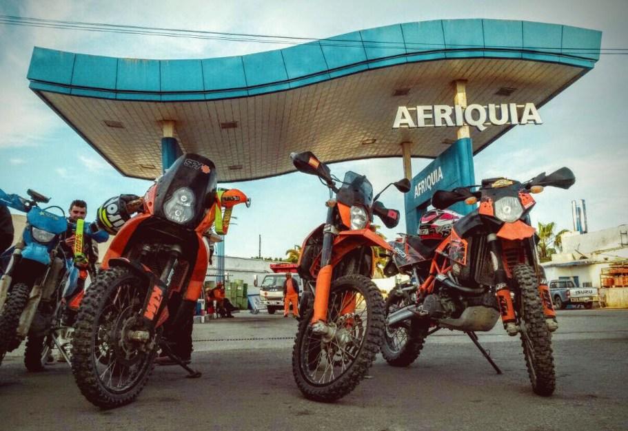 Gasolinera Sidi Ifni