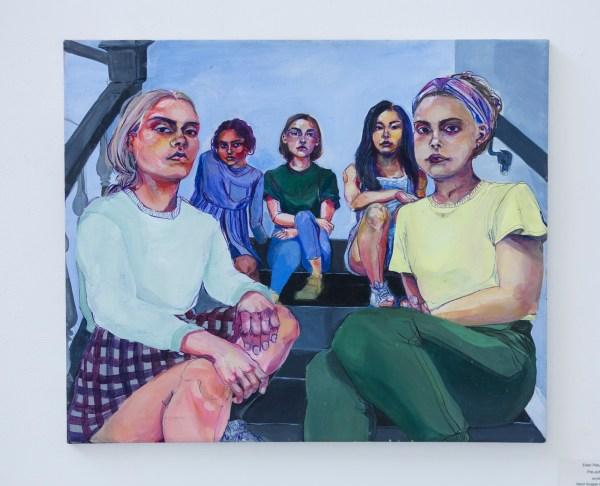 High School Student Art In Visual Arts Advocate Online