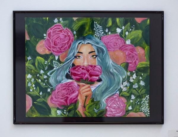 High School Student Art In Visual Arts