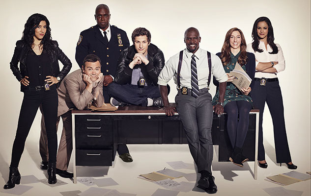 Brooklyn Nine Nine 0