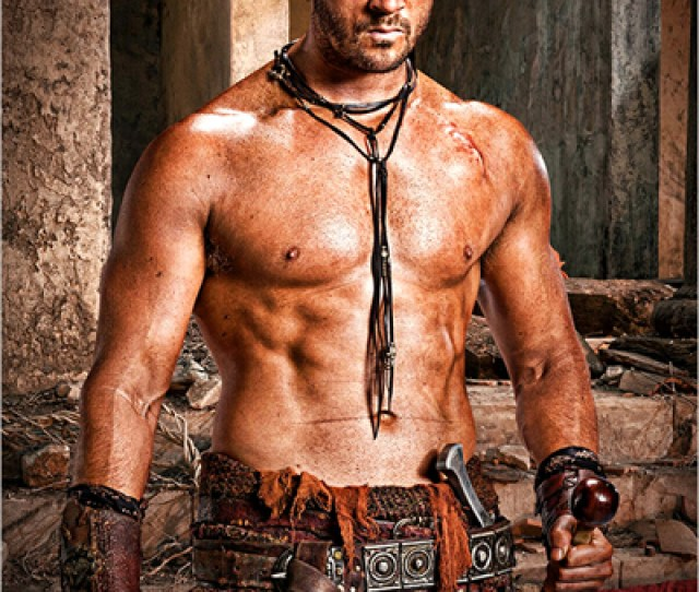 The Gay Action Hero On Spartacus Is Back