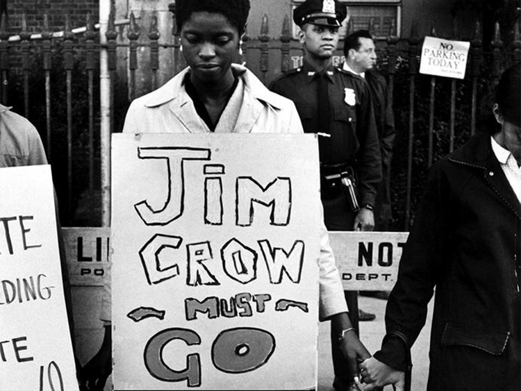 What Houstons HERO Defeat Has In Common With Jim Crow