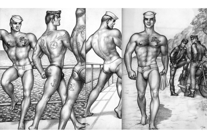 Tom of Finland's Instagram Is Back Up After Being Disabled