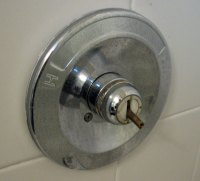 how to replace my bath shower mixer faucet at home ...
