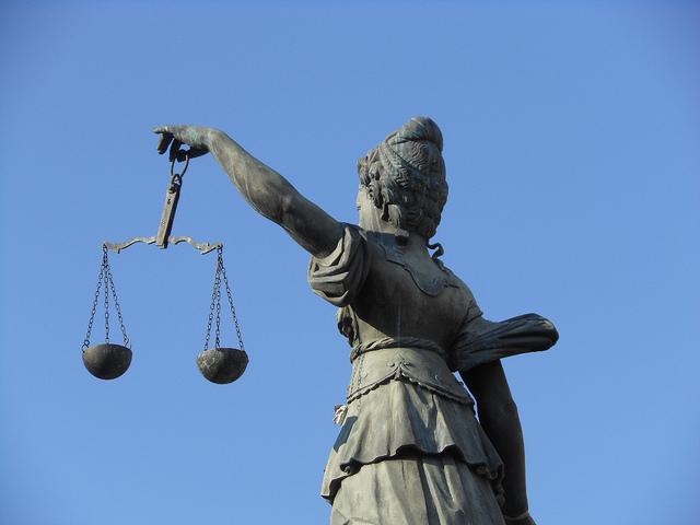 weegschaal - recht
