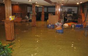 Basement Flooding 1