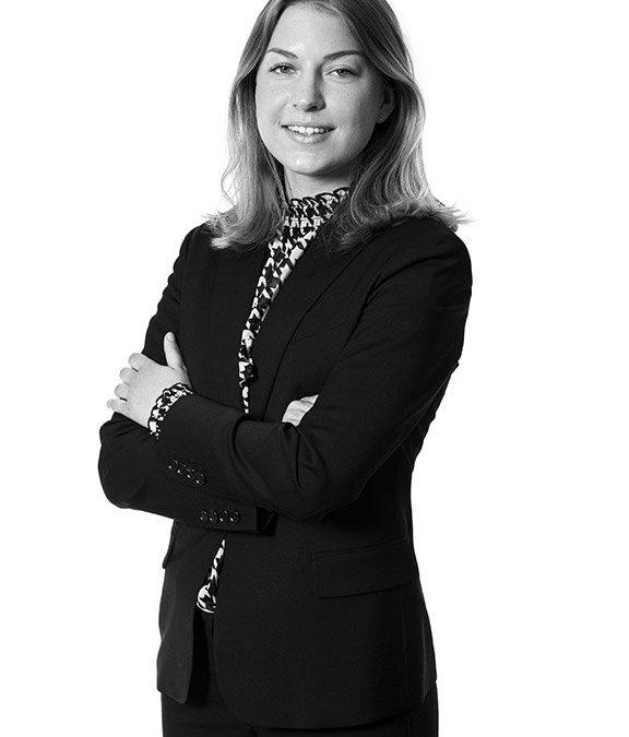 Hannah Stålheden, receptionist