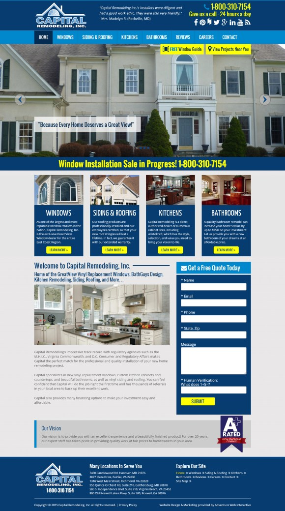 Capital-Remodeling-Launch