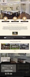 New Website Launch: Viking Custom Homes