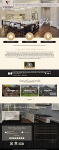 New Website Launch: Viking Custom Homes