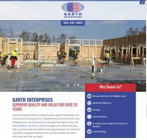 Home Garth Enterprises