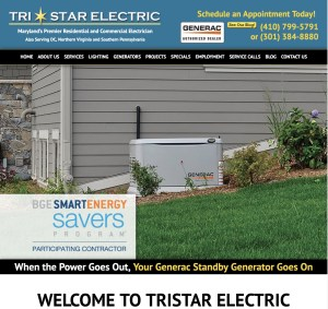 New Website Launch: TriStar Electric