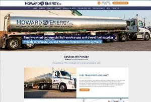 Website Launch: Howard Energy Inc.