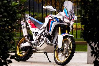 mesin africa twin