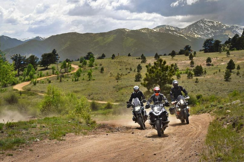 Ride The Continental Divide Trail