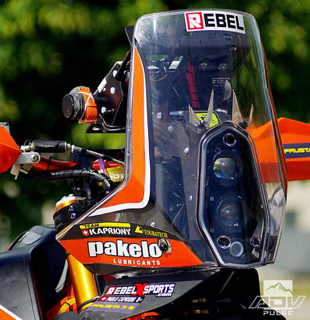 New Rally Kit for the KTM 790 Adventure is Coming  ADV Pulse