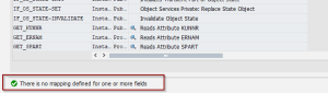 ABAP Persistent Class naming conflict