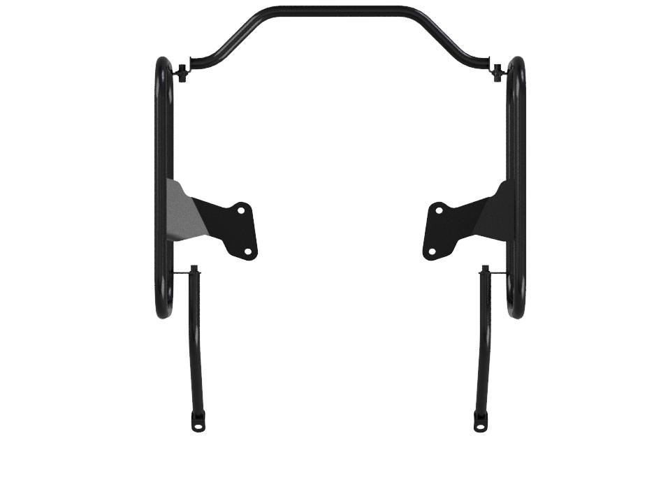 Saddle Stay with strong frame connections for BMW G130GS