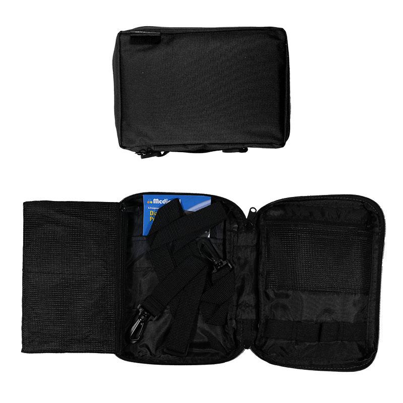 Dia-Pak Deluxe Diabetes Travel Cooler - Black   ADW Diabetes