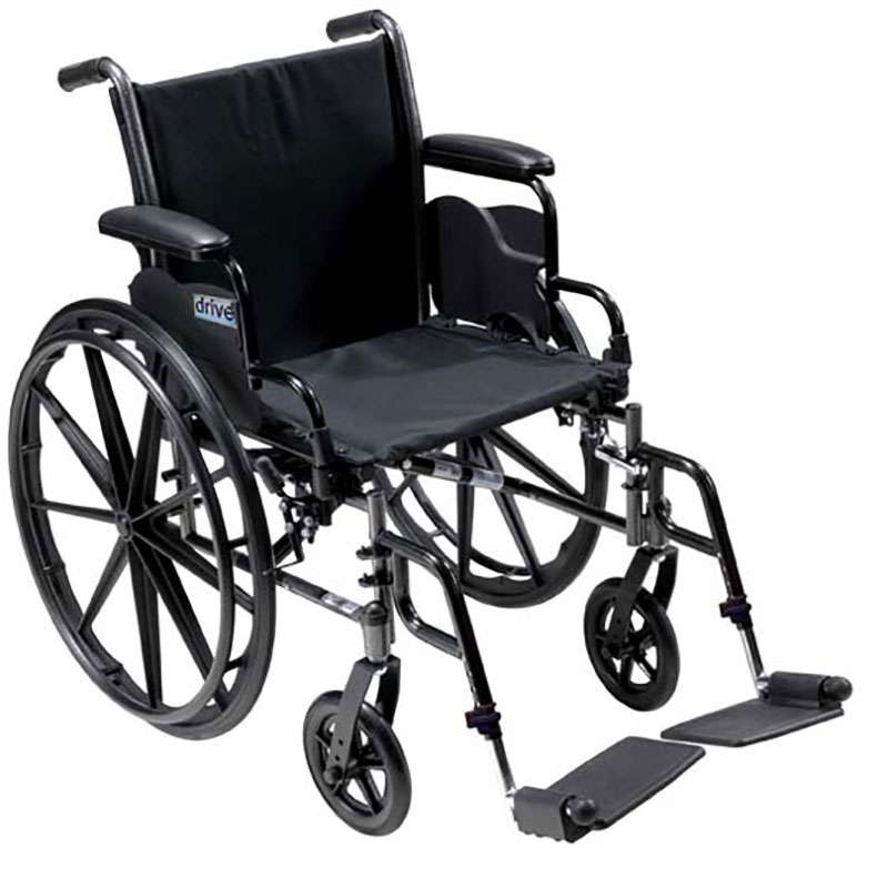 Drive 16 in Lightweight Wheelchair Cruiser lll