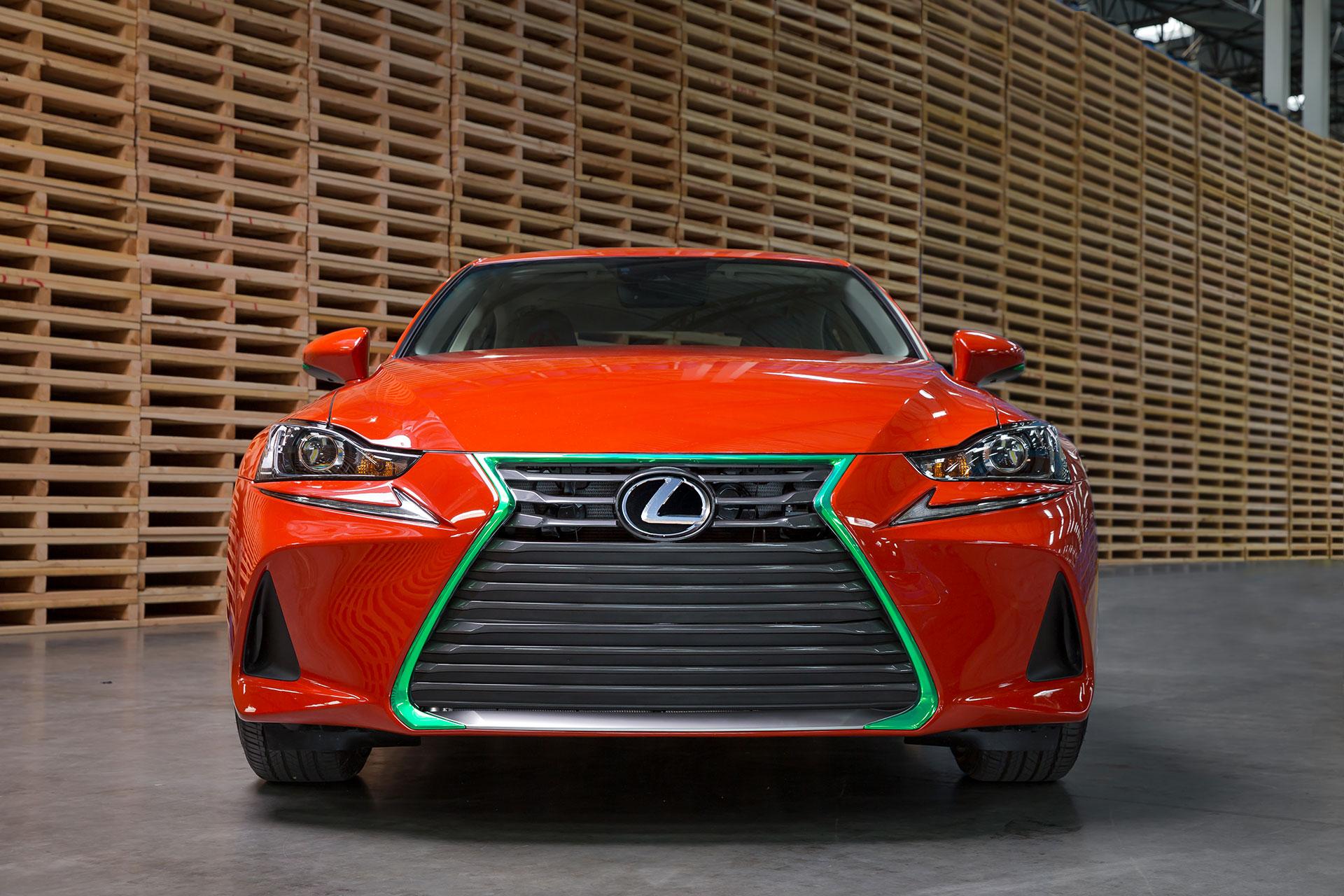 Lexus Just Made a Sriracha Car and No This Isn t an April Fools