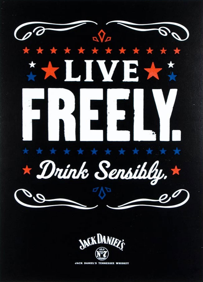 Ad of the Day Jack Daniels  Adweek