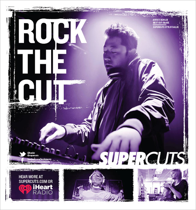 Ad of the Day Supercuts Partners With Indie Musicians to Rock the Cut  Adweek