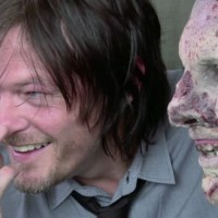 Walking Dead Zombie Prank - Nick Santonastasso and Norman Reedus