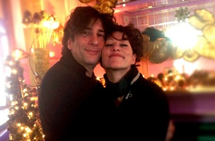 Neil Gaiman  Amanda Palmer Sign On as Indies First Spokespeople  GalleyCat